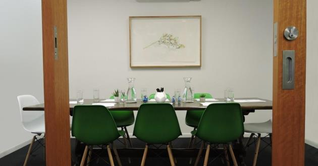 6 Person Meeting Room (Green)