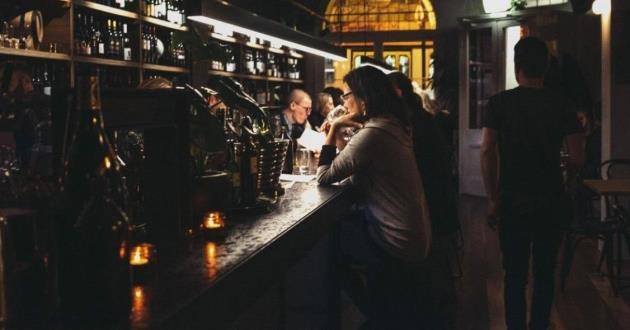 Main Bar / Ground Floor