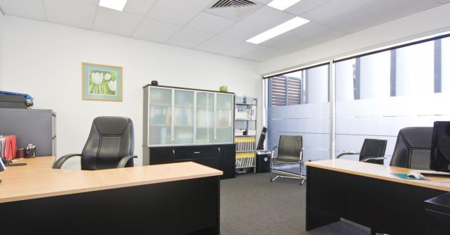 2 Person Private Office with Natural Light in Ashgrove