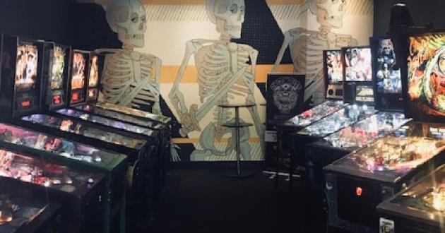 The Retro Pinball Arcade