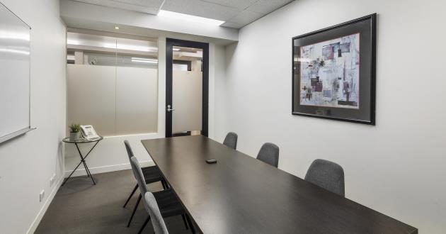 Market   8 Person Meeting Room