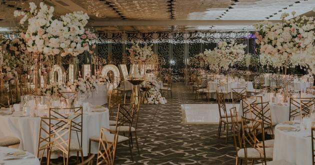 The Frangipani Ballroom