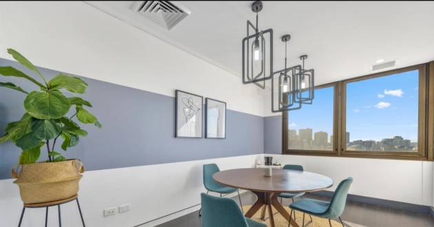 4 Person Meeting Room in Surry Hills (Bourbon Street)