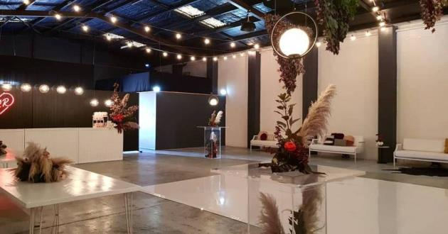 Modern Warehouse Space in Burswood