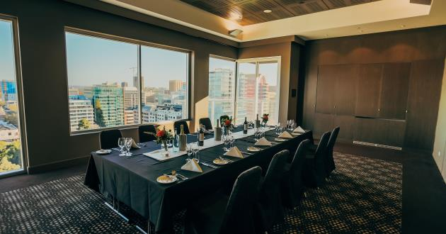 Executive Boardroom with Private Balcony