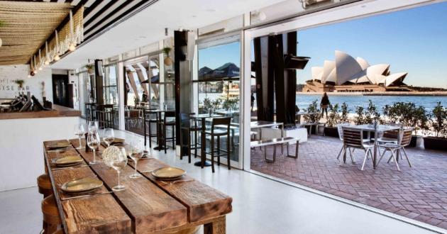 Ultimate Sydney Harbourfront Bar Venue