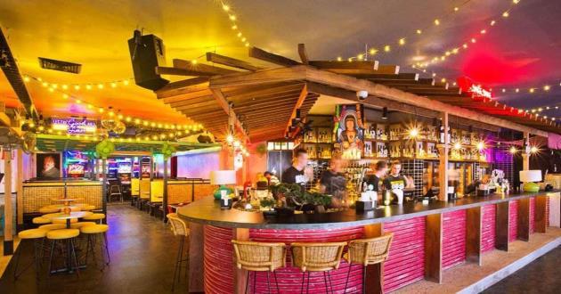 Beach View Bar - Exclusive Hire