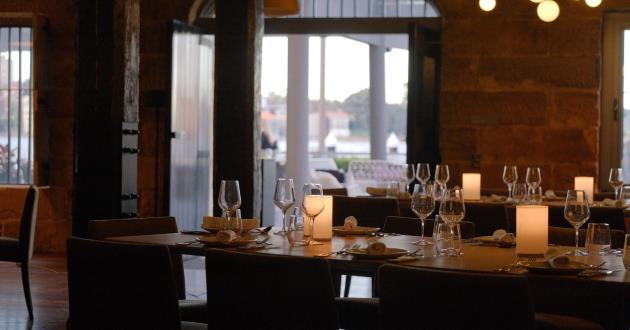 Campbell's Stores - Ground Floor - Private Dining Room