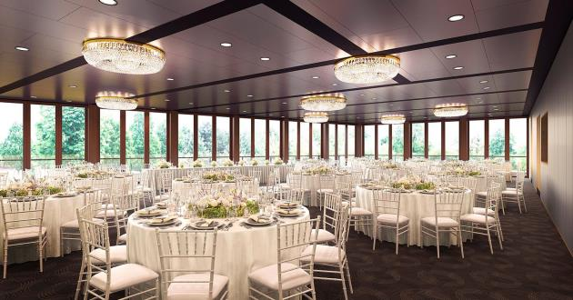 The Woodlands - Campbell Room