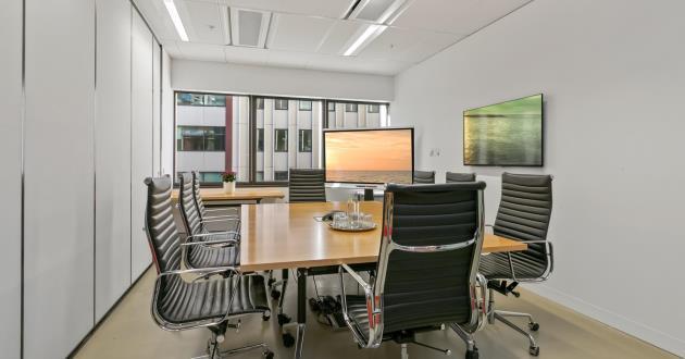 8-10 Person Board Room in CBD Rambler
