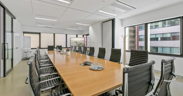 22 People Training or Meeting Room in CBD (Midnight Rambler)