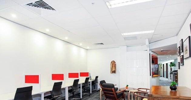 On-demand Hot Desk in Sydney CBD