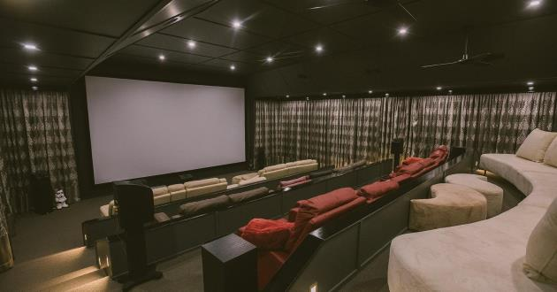 Gold Class Cinema & Lecture Theatre @ Kalinya Estate
