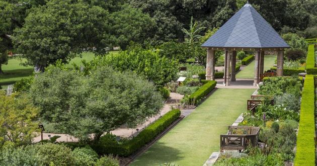 Herb Garden & Pavilion