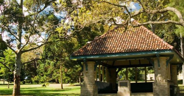 Maiden Pavilion & Band Lawn