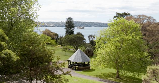 Vista Pavilion & Lawn