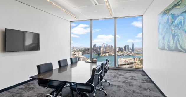 Harbour | 8 Person Meeting Room with Harbour Views