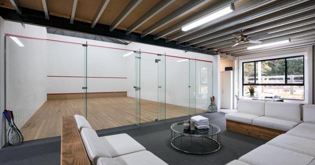 Kalinya Games Centre, Squash Court and Gym @ Kalinya Estate