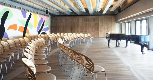 Utzon Room at Sydney Opera House
