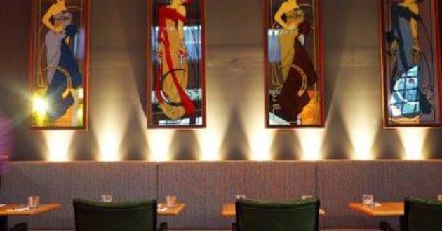 Saint Evie Lounge