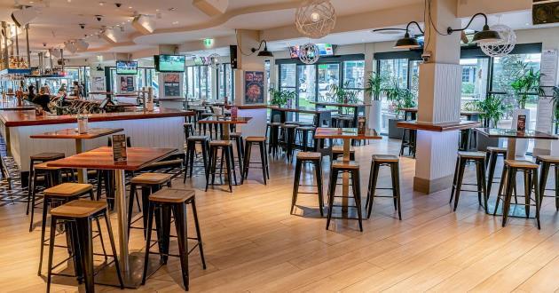 Dining Area - The Cavill Hotel
