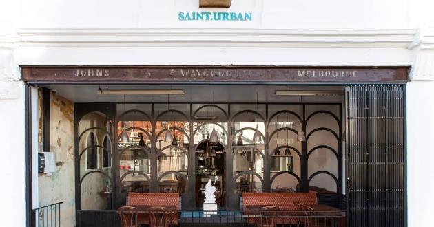 Saint Urban Exclusive venue use