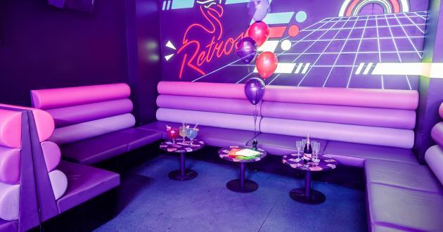 Retro Brisbane - Whole Venue
