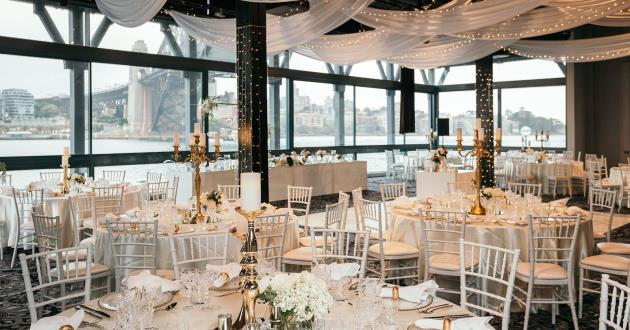 Water @ Pier One - Weddings