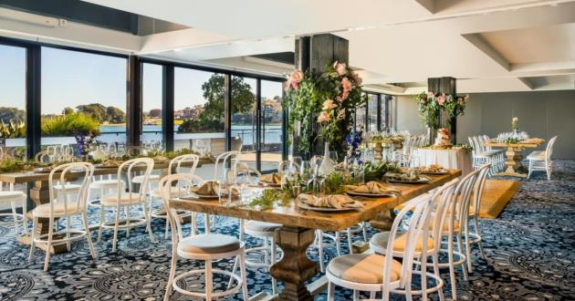 Dawes Point Rooms - Special Occasions and Celebrations