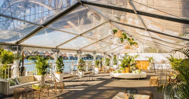 Bridge Marquee - Special Occasions and Celebrations