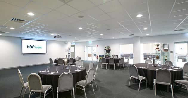Wolves Function Room