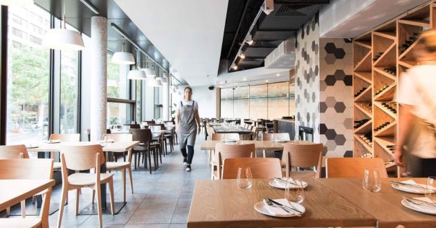 The Dining Room - SMC Circular Quay