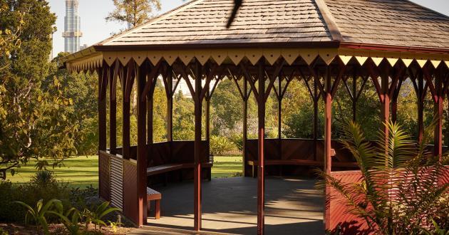 Tecoma Pavilion