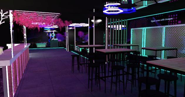ZEN Bar - Entire Venue