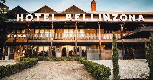 Hotel Bellinzona - Entire Venue