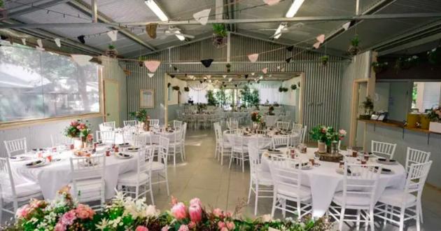 Entire Venue: Wedding and Social Events