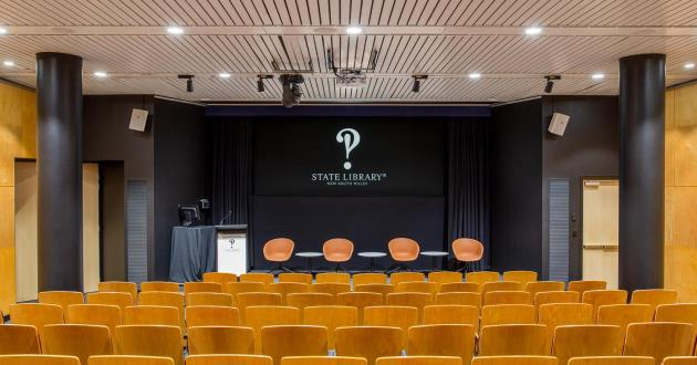 Metcalfe auditorium