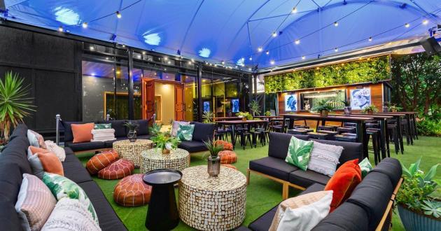 Temperance Garden Bar