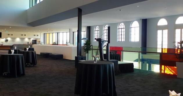 Royal ICC - Upper Foyer