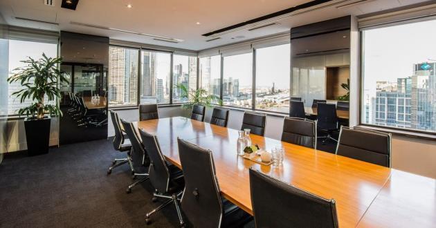Light, City View Boardroom - 16 Pax