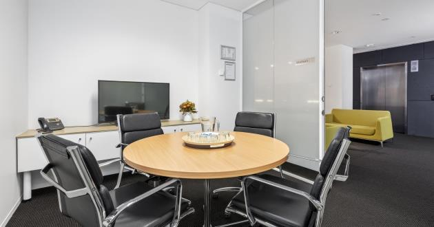Fawkner | 4 Person Meeting Room