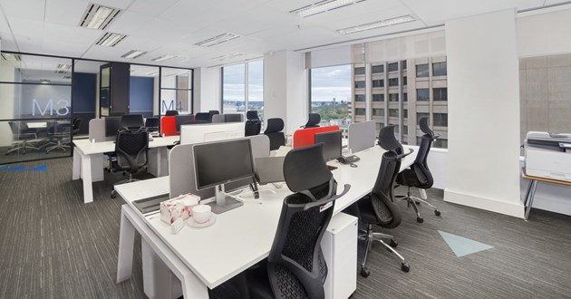 Professional Permanent Desk in Melbourne