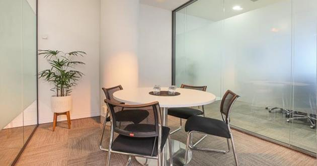 2 person executive meeting room by Central Station