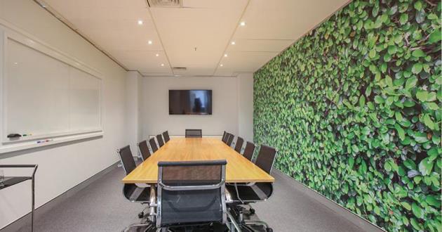 8 Person Executive Boardroom on Eagle St