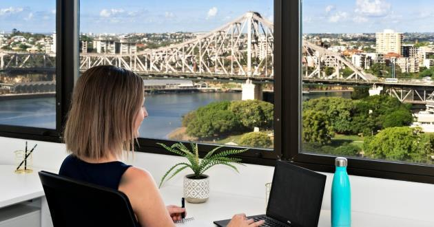 Day Office for 2 in the heart of CBD