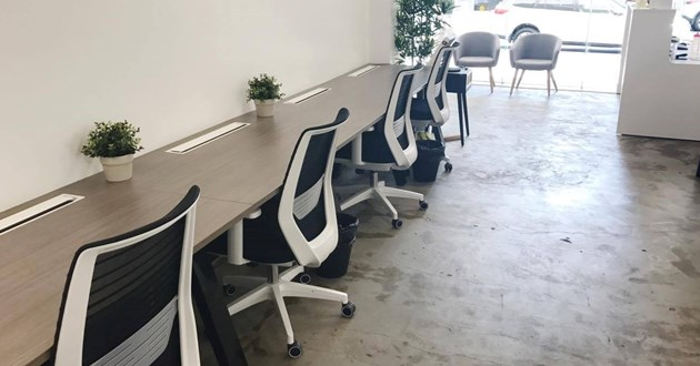 Hot Desk in Parramatta CBD