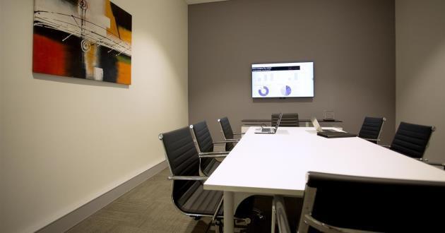 8 Person Boardroom in Oran Park