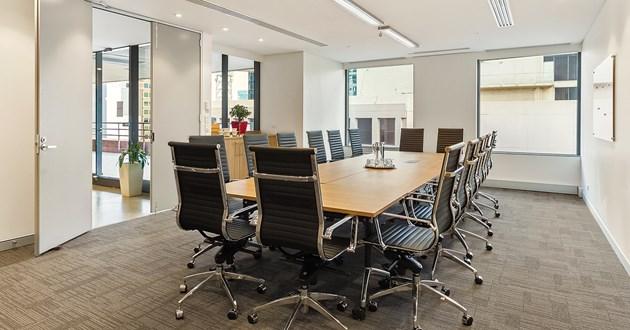 16 Person Boardroom near Wynyard (Ruby Tuesday)