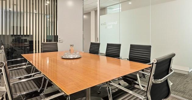 8 Person Meeting Room near Wynyard (Tumbling Dice)