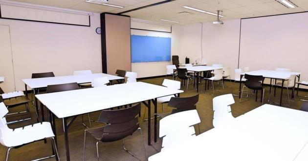 45 Person Training Room in Melbourne CBD